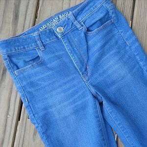 NWOT American Eagle Skinny High Waist Jeans